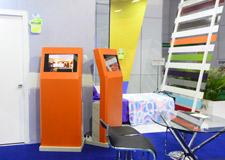 touch screen kiosk hardware in bangalore